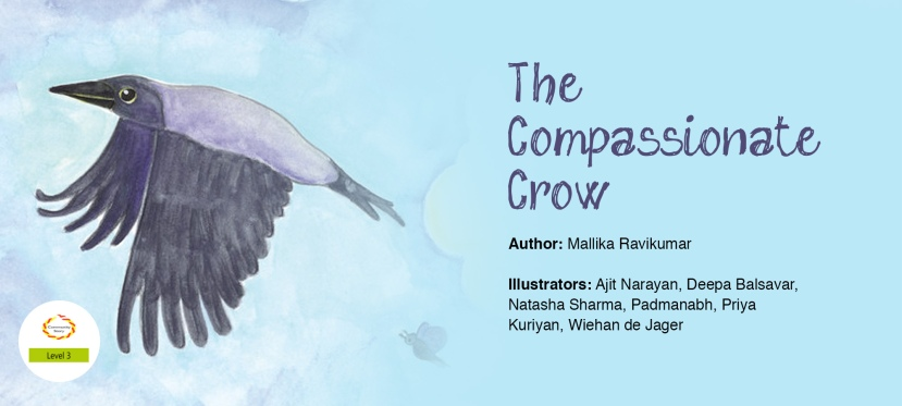 Compassionate Crow