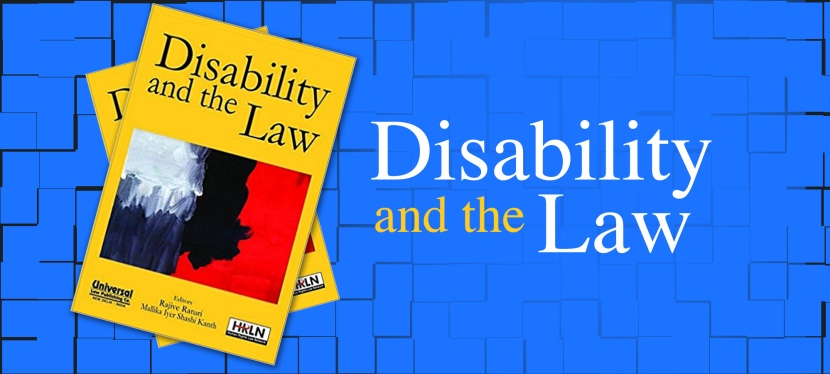 Disability and the Law