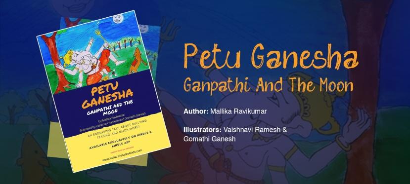 Petu Ganesha: Ganpathi and theMoon