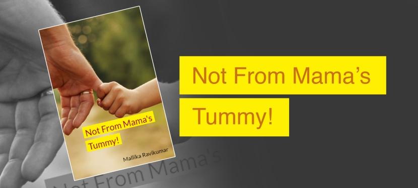 Winner of Juggernaut Kid's Writing Contest : Not from MammasTummy