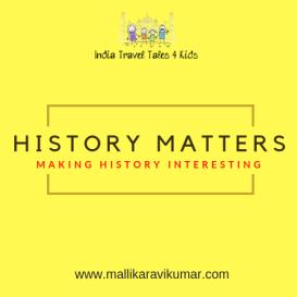HISTORY MATTERS