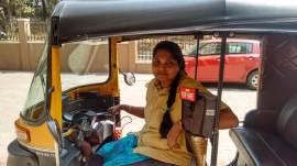 Lady Rickshaw driver Sheila_Gaekwad_2.jpg